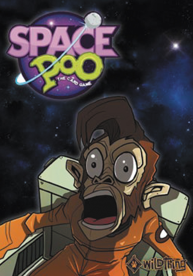 Space Poo (display 6) Box Front