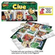 Clue Classic Edition Box Front