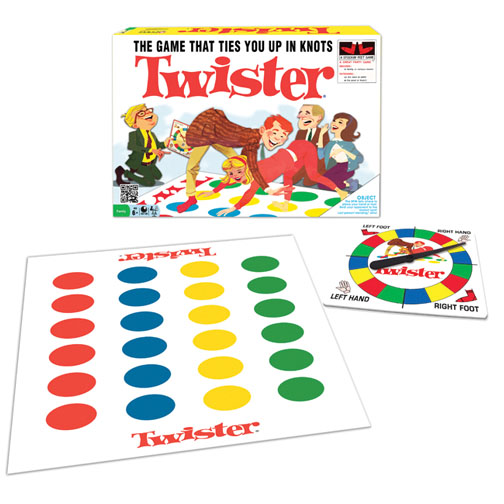 Classic Twister Box Front
