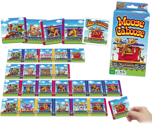 Moose Caboose Box Front