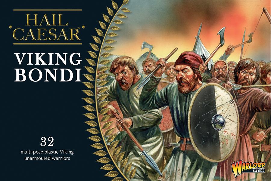 Hail Caesar: Viking Bondi Box Front