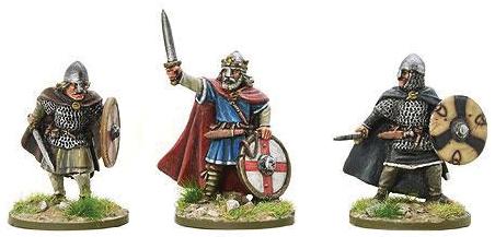 Hail Caesar: Saxon Kings - 9th Century Box Front