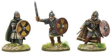 Hail Caesar: Saxon Earls And Kings - 11th Century Box Front