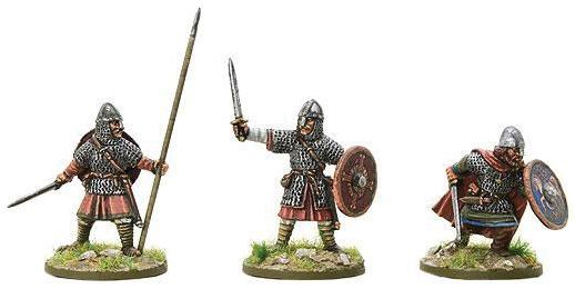 Hail Caesar: Saxon Leaders - Battle Of Stamford Bridge Box Front