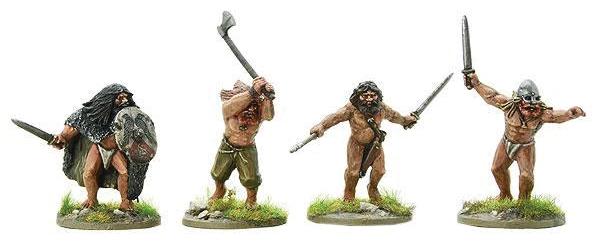 Hail Caesar: Viking Berserkers Box Front