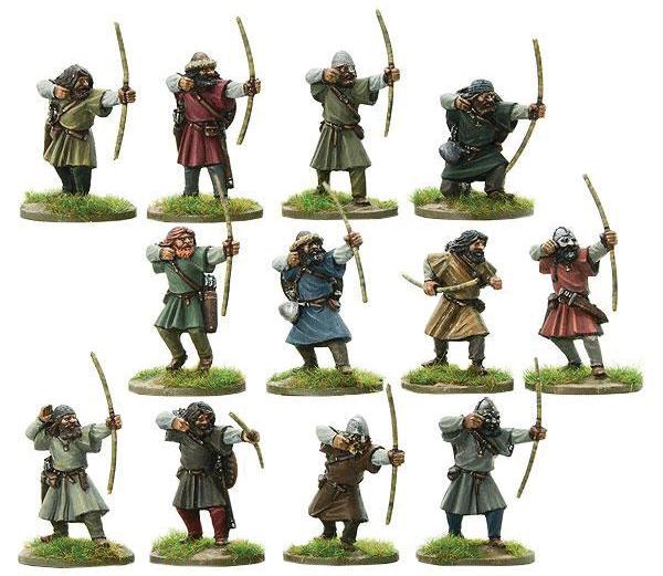 Hail Caesar: Viking Archers Box Front