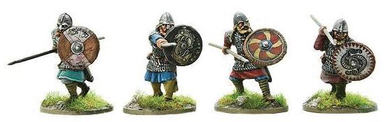 Hail Caesar: Viking Hearthguards Box Front