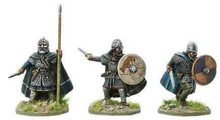 Hail Caesar: Viking Kings Of Norway Box Front