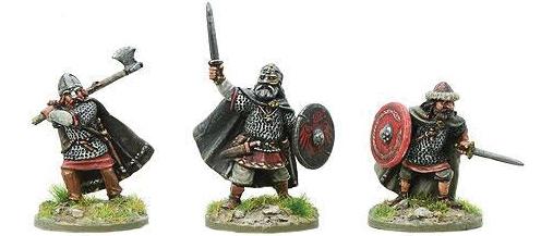 Hail Caesar: Vikings In Britain Box Front