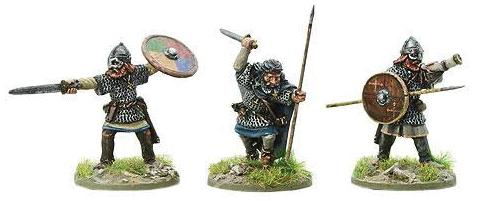 Hail Caesar: Icelandic Vikings Box Front