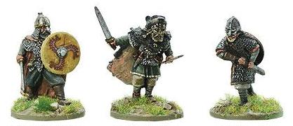 Hail Caesar: Viking Warlord Box Front