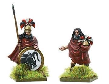 Hail Caesar: Spartan Generals Box Front