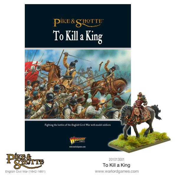 Pike And Shotte: To Kill A King Supplement Book Box Front