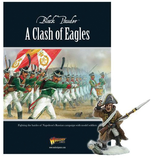 Black Powder: A Clash Of Eagles Box Front