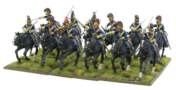 Black Powder: British Household Brigade Box Front