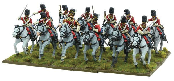 Black Powder: British Union Brigade Box Front