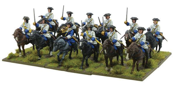 Black Powder: Marlborough`s Wars- Cavalry Of The Grand Alliance Box Front