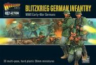 Bolt Action: German Blitzkrieg! German Infantry Box Front