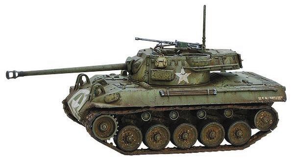 Bolt Action: M18 Hellcat Box Front