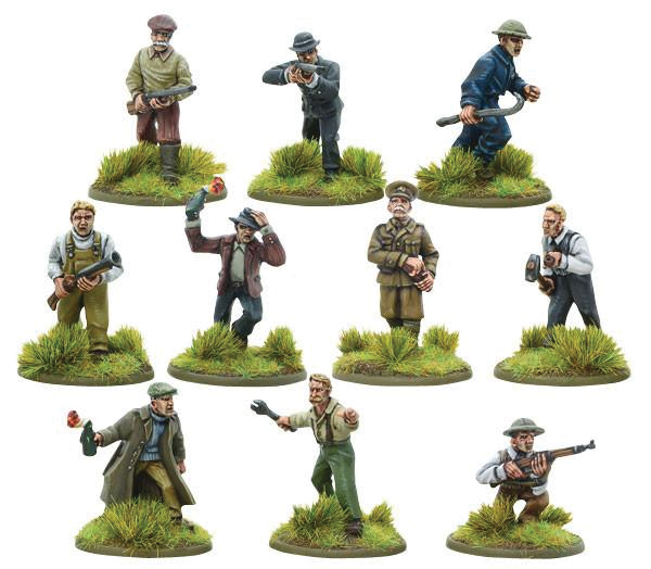 Bolt Action: British Ldv Section Box Front