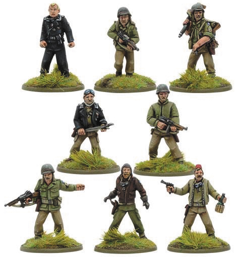 Bolt Action: Oddball Heroes Box Front