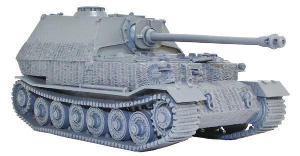 Bolt Action: German Sd.kfz 184 Elefant Heavy Tank Destroyer Box Front