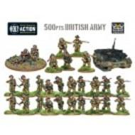 Bolt Action: British Starter Army Box Front