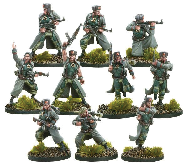 Konflikt 47: Daughters Of The Motherland Box Front