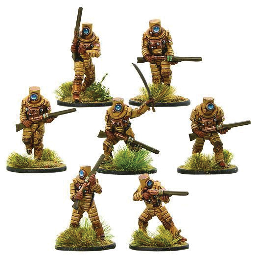 Konflikt 47: Japanese Ghost Attack Squad Box Front