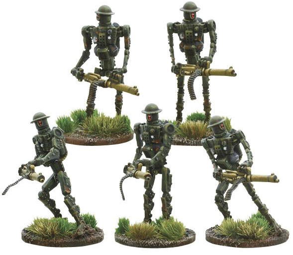Konflikt 47: British Automated Infantry With Mmg Box Front