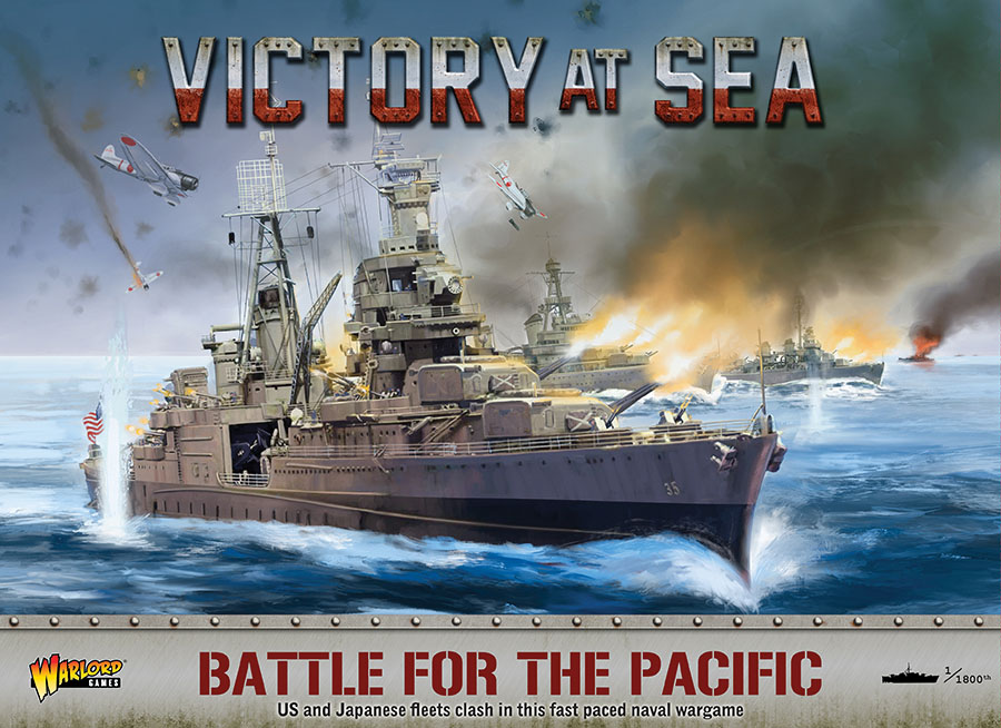 Victory At Sea: Battle For The Pacific Starter Set