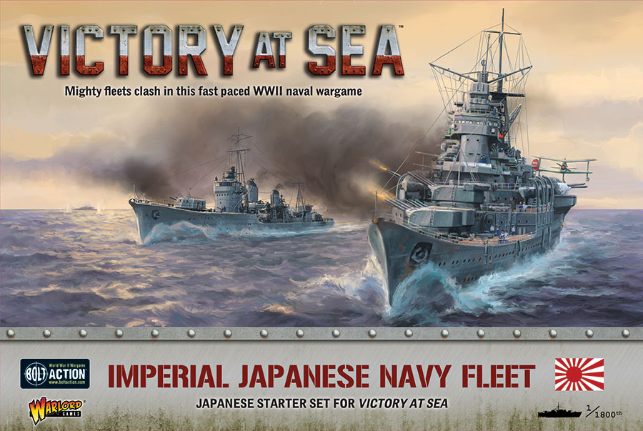 Victory At Sea: Imperial Japanese Navy  Fleet