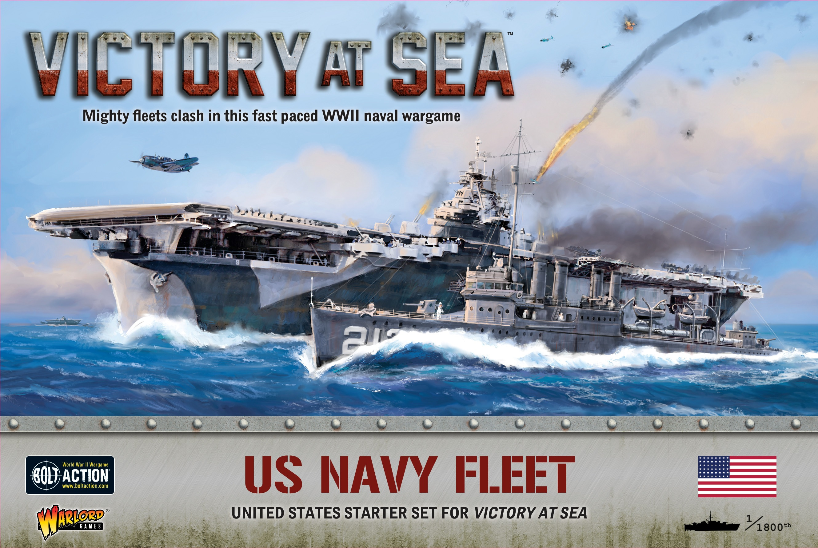 Victory At Sea: Us Navy Fleet