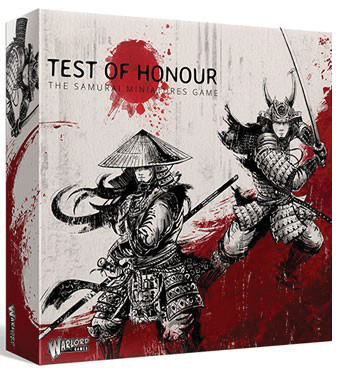 Test Of Honour: Starter Box Box Front