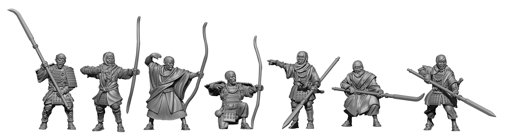 Test Of Honour: Sohei Warrior Monks Of Mount Hiei Box Front