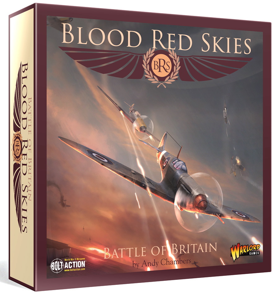 Blood Red Skies Box Front