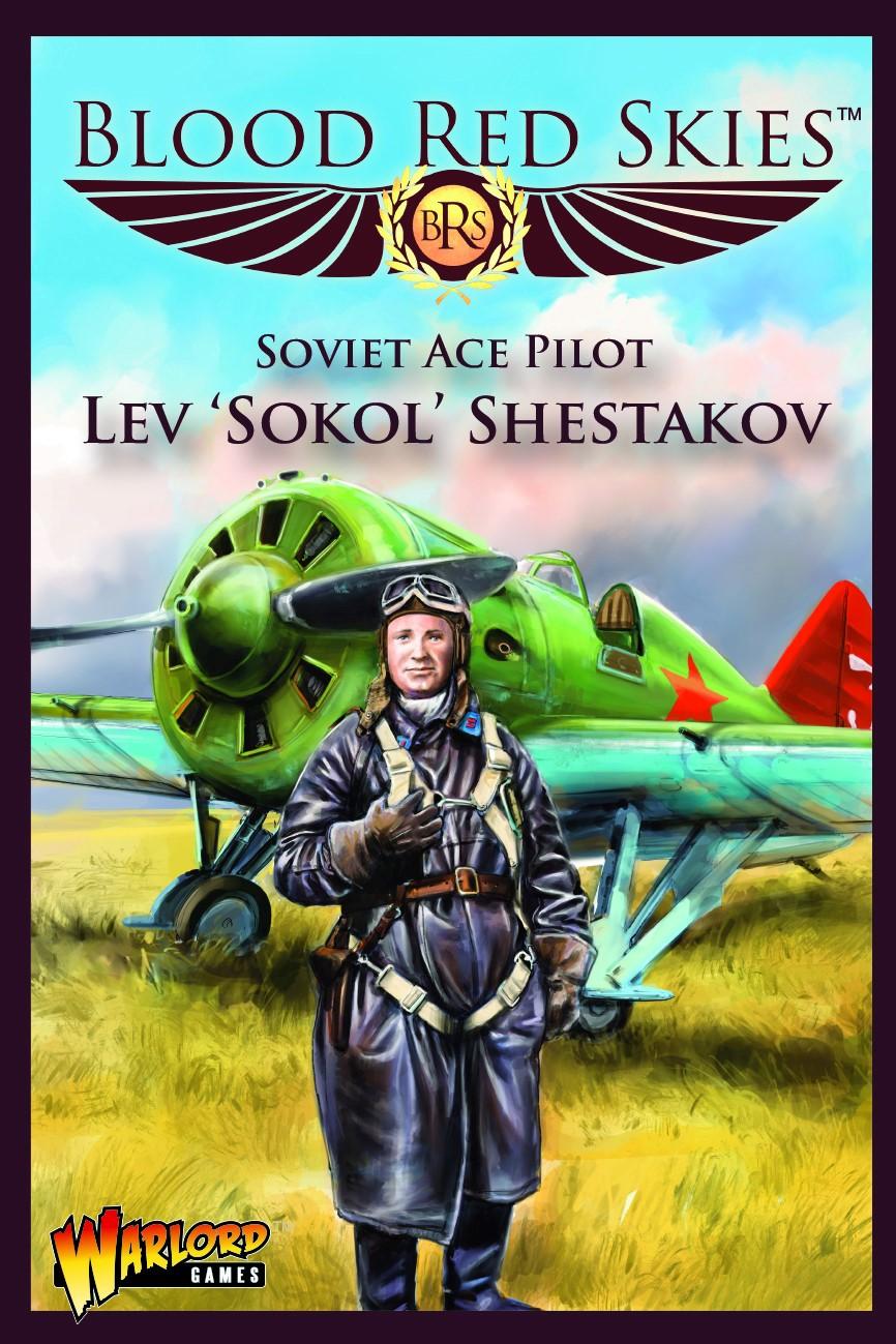 Blood Red Skies: Soviet Polikarpov I-16 Ace Alexandr Pokryshkin
