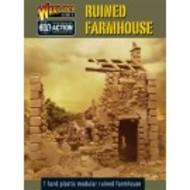 Bolt Action: Ruined Farmhouse Box Front