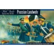 Black Powder: Napoleonic Prussian Landwehr (30) Box Front