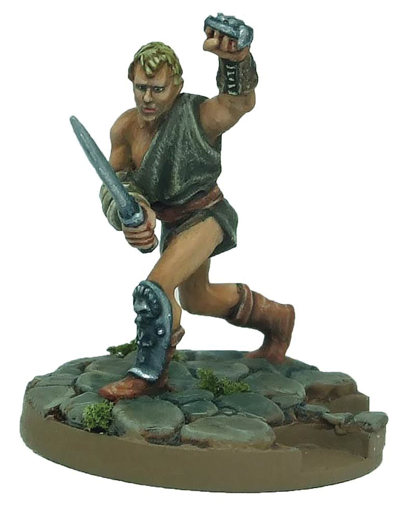 Gangs Of Rome: Fighter Primus Box Front