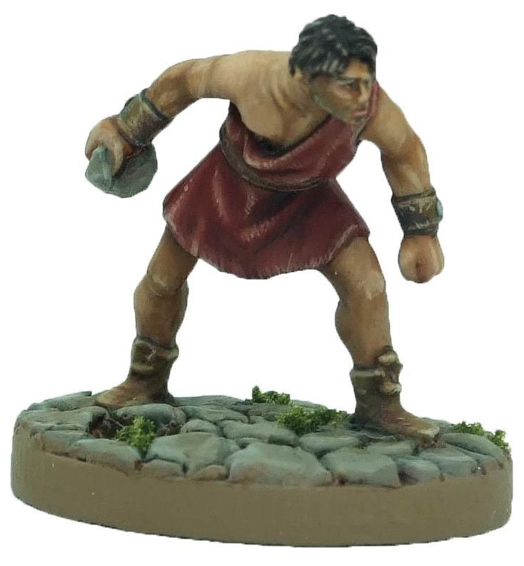 Gangs Of Rome: Fighter Secundus Box Front