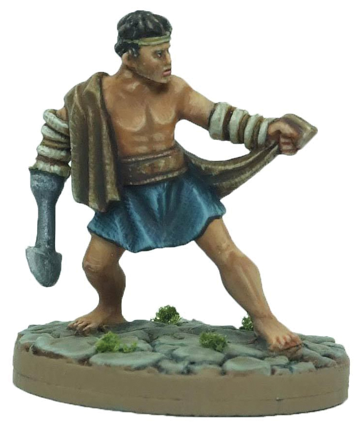 Gangs Of Rome: Fighter Tertius Box Front