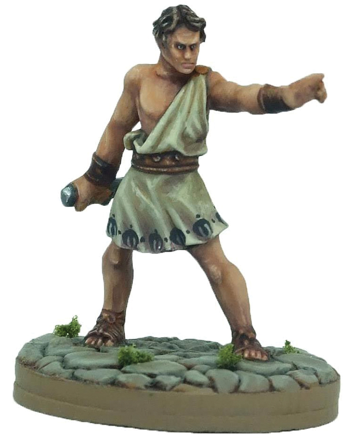 Gangs Of Rome: Fighter Quintus Box Front