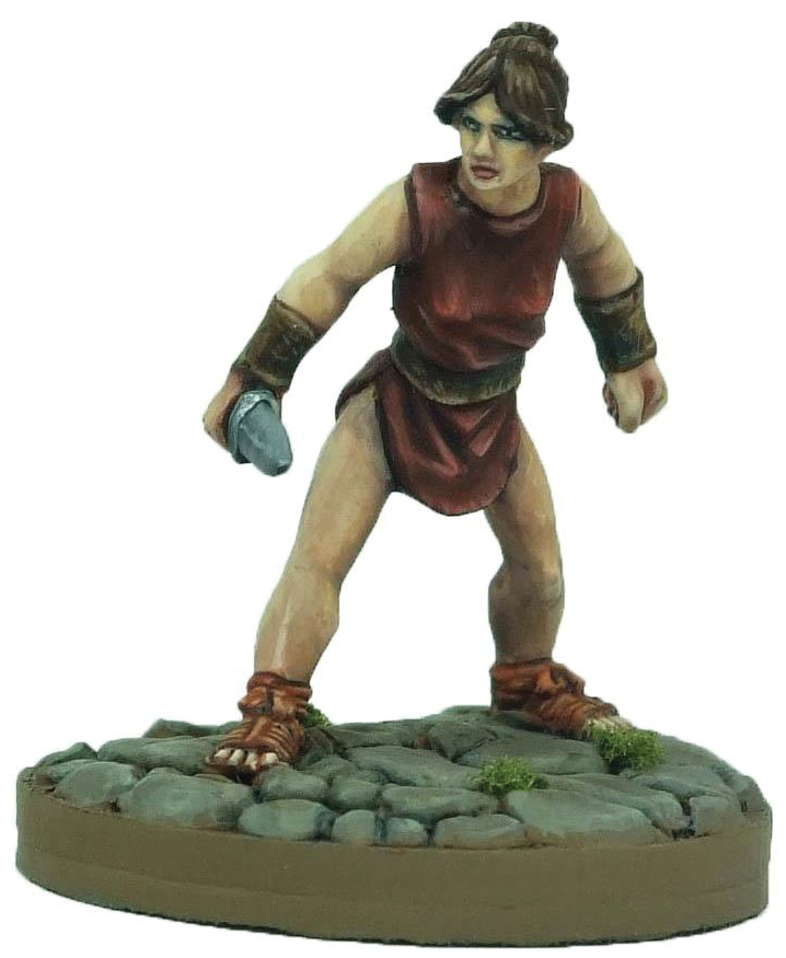 Gangs Of Rome: Fighter Septimus Box Front