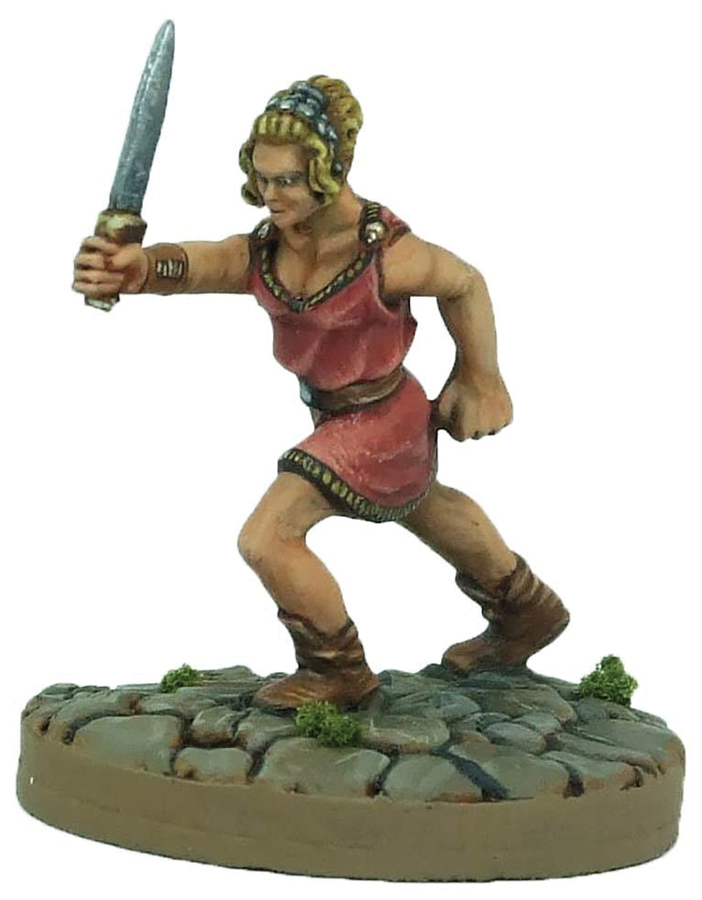 Gangs Of Rome: Fighter Decimus Box Front