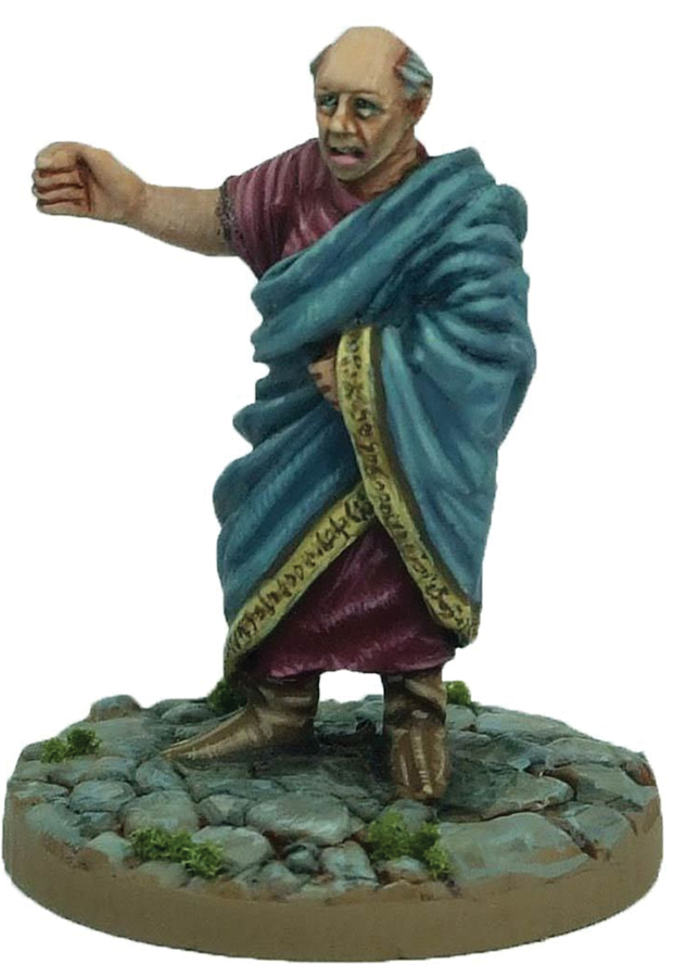 Gangs Of Rome: Primus Dominus Box Front