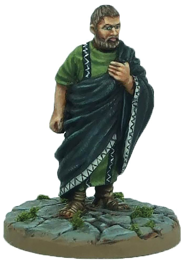 Gangs Of Rome: Secundus Dominus Box Front