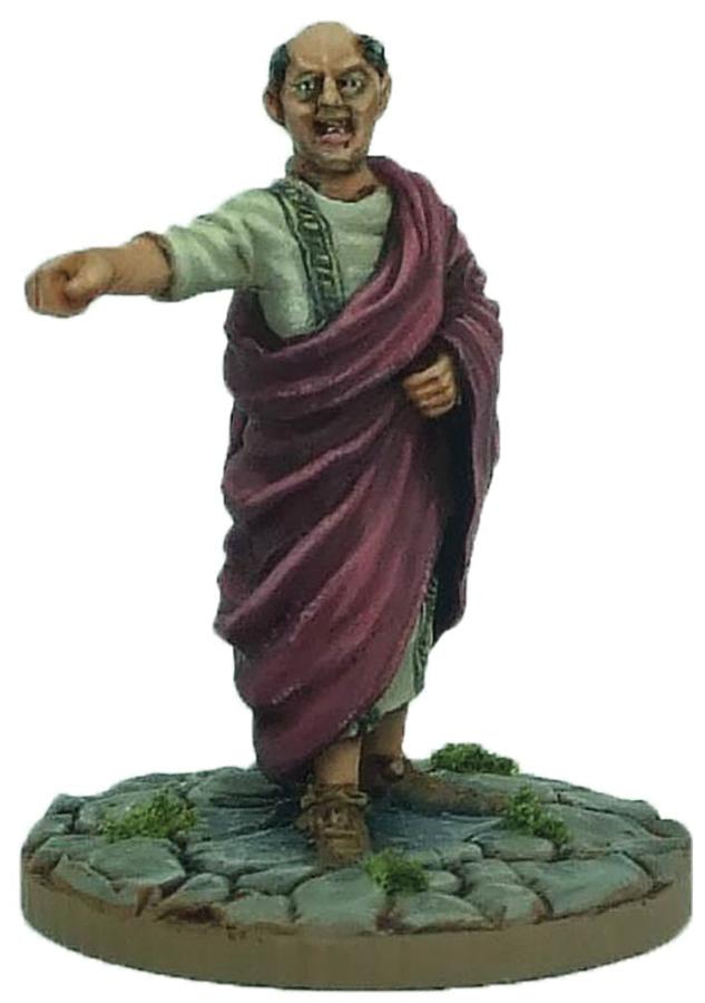 Gangs Of Rome: Quartus Dominus Box Front