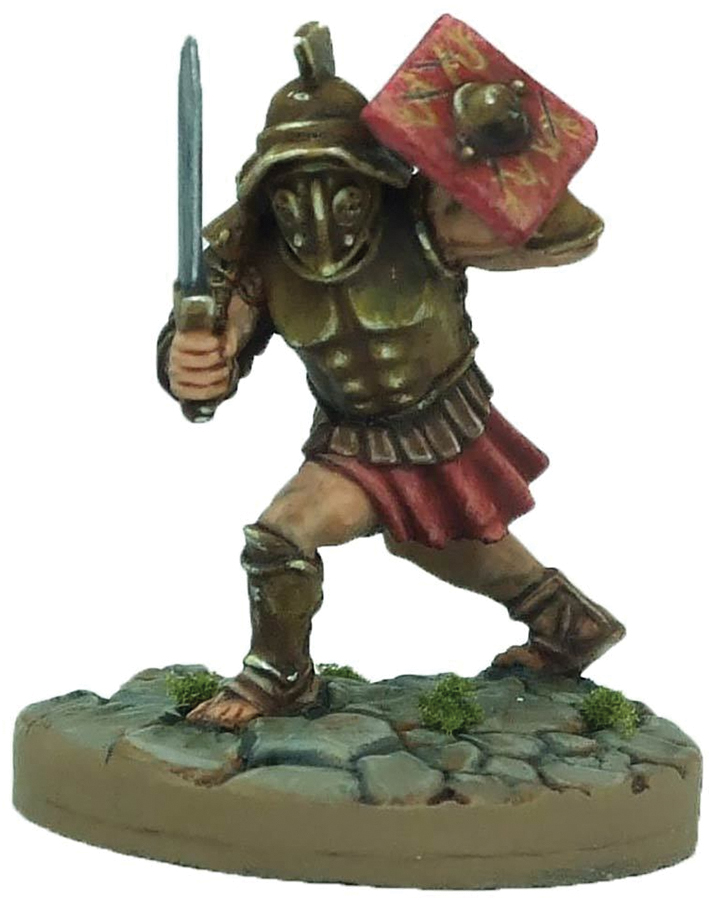 Gangs Of Rome: Gladiator Ally Box Front