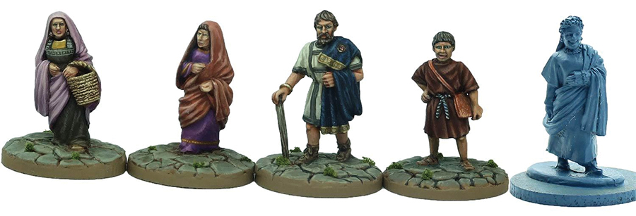 Gangs Of Rome: Mob Primus Box Front